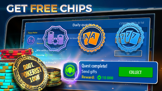 Free Online Poker Game: Play Now at Pokerist com